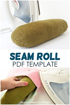 Seam Roll Template