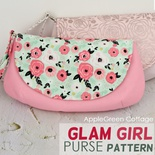 GLAM GIRL Purse Pattern