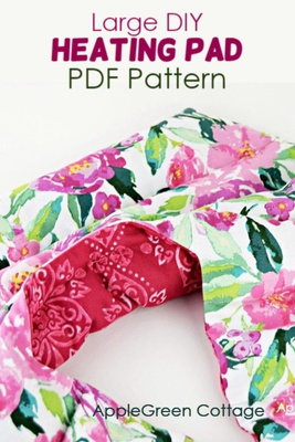 Diy Heating Pad Pattern And Hand Warmers