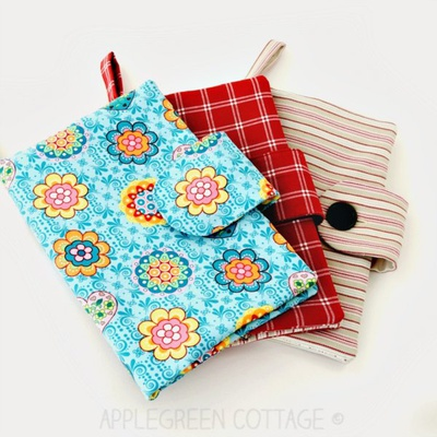 Ultimate Diaper Clutch Pattern (Nappy Wallet)