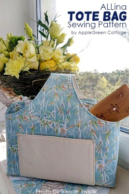 ALLina Tote Bag Pattern