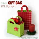 Fabric Gift Bag Pattern