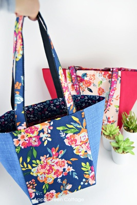 Market Tote Bag Pattern